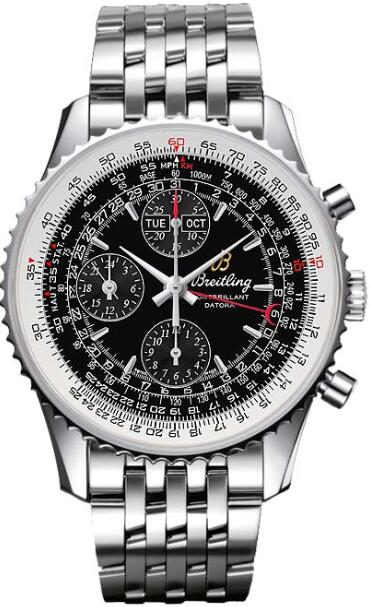 Breitling Montbrillant Datora A2133012/BB58-441A Replica Watch