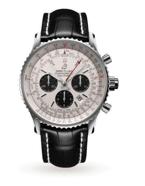 Best Breitling Navitimer 1 B03 Chronograph Rattrapante 45 AB0311211G1P1 Replica Watch