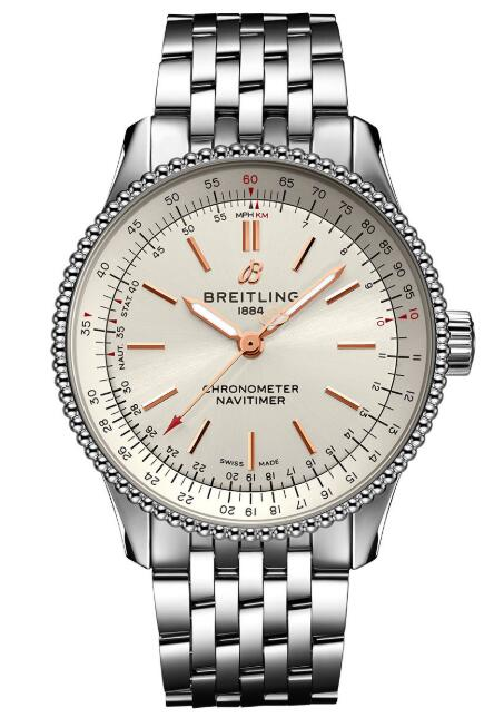 Best Breitling Navitimer Automatic 35 A17395F41G1 Replica Watch