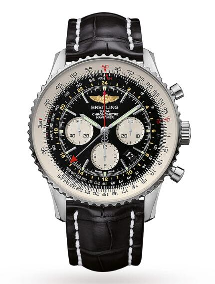 BREITLING NAVITIMER 01 B04 CHRONOGRAPH GMT 46 AB044121/BD24 760P Replica Watch
