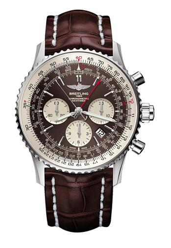 Replica Watch Breitling AB031021|Q615|756P|A20BA.1 Navitimer Rattrapante 45 mm