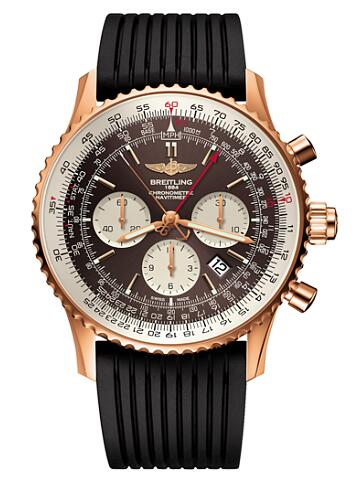 Replica Watch Breitling RB031121|Q619|252S|R20D.2 Navitimer Rattrapante Limited
