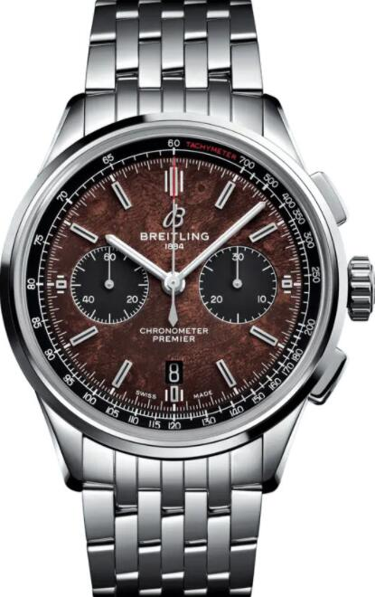 Best Breitling Premier B01 Chronograph 42 AB01181A1Q1A1 Replica Watch