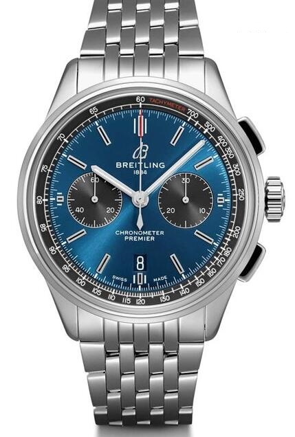 Best Breitling PREMIER B01 CHRONOGRAPH 42 AB0118A61C1A1 Replica Watch