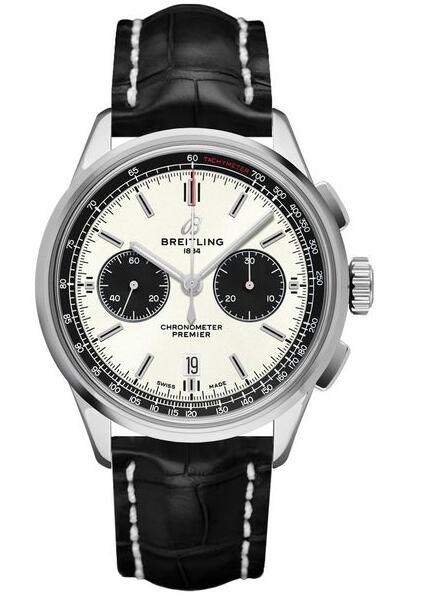 Best Breitling Premier B01 Chronograph 42 AB0118221G1P2 Replica Watch