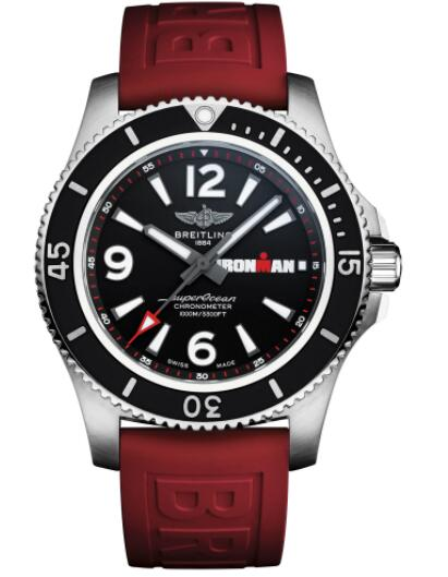 BREITLING Superocean Automatic 44 IRONMAN A17371A11B1S1 Replica Watch