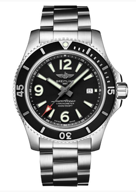 Breitling Superocean Automatic 44 A17367D71B1S1 Replica Watch