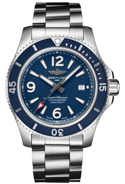 Breitling Superocean Automatic 44 A17367D81C1A1 Replica Watch