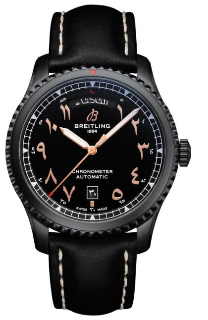 Breitling Aviator 8 Day & Date 41 Limited Edition Watch Replica