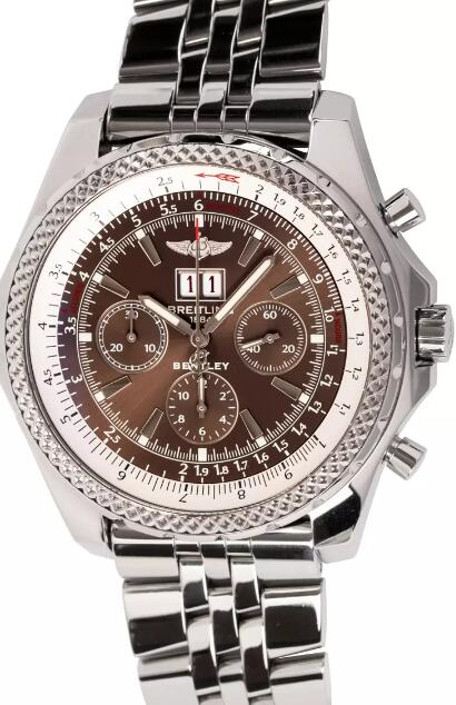 Replica Watch Breitling Bentley 6.75 Chronograph A44362