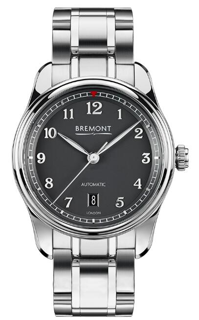 Bremont AIRCO MACH 2 ANTHRACITE BRACELET AIRCO MACH 2/AN/BR Replica Watch