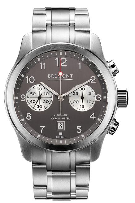 Bremont ALT1-C ANTHRACITE BRACELET ALT1-C/AN/BR Replica Watch