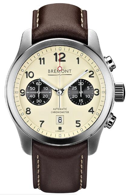 Bremont ALT1-C CREAM ALT1-C/CR/R Replica Watch