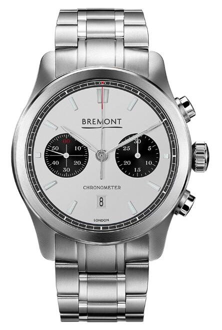 Bremont ALT1-C WHITE-BLACK BRACELET ALT1-C/WH-BK/BR Replica Watch