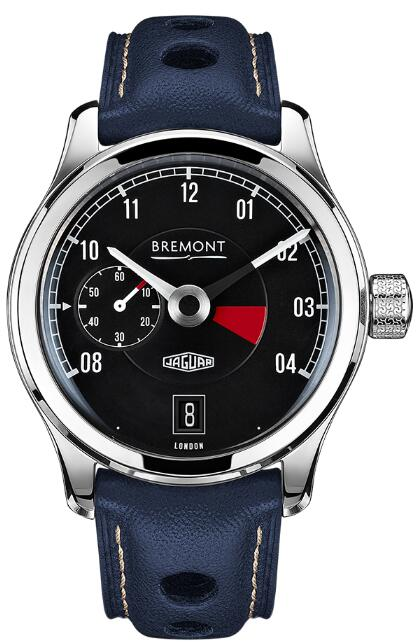 Bremont JAGUAR MKI BJ-I/BK/R Replica Watch