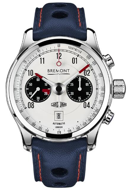 Bremont JAGUAR MKII WHITE BJ-II/WH/R Replica Watch