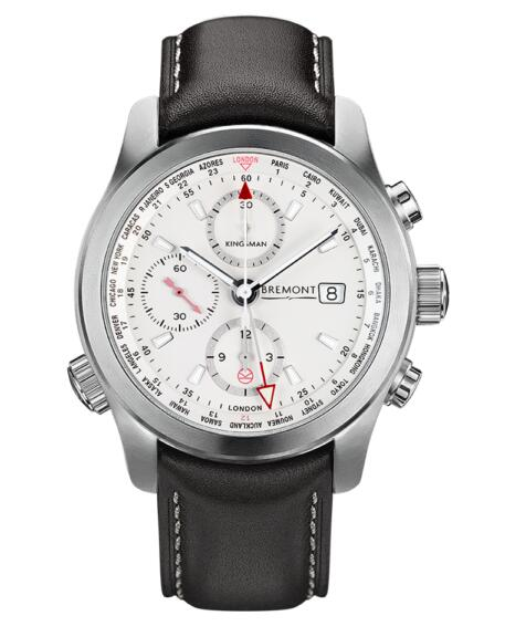 Bremont KINGSMAN STAINLESS STEEL BKM-SS Replica Watch