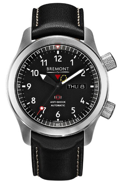Bremont Martin Baker MBI BLACK MBII-BK/OR/R Replica Watch