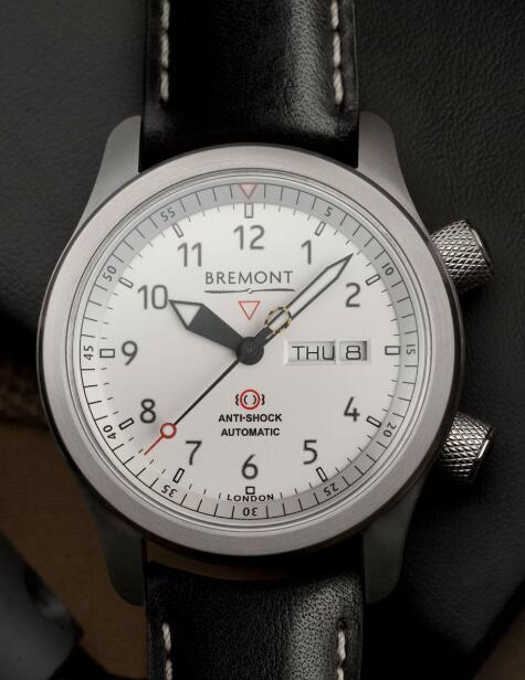 Bremont Martin Baker MBII WHITE MBII-WH/OR/R Replica Watch