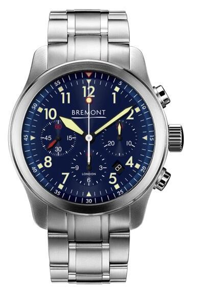 Luxury Bremont ALT1-P2 BLUE BRACELET Replica Watch