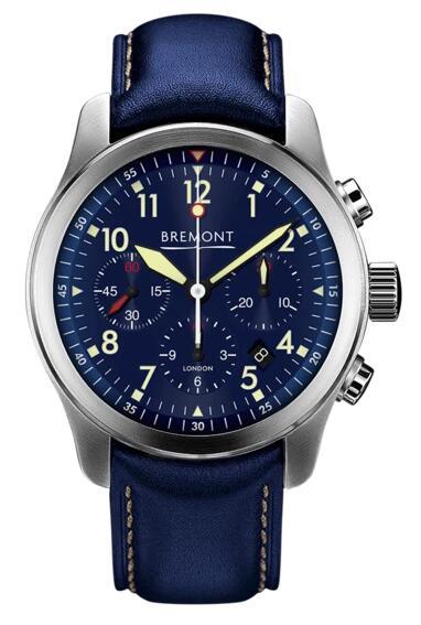 Luxury Bremont ALT1-P2 BLUE Replica Watch