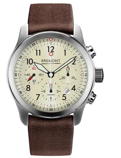Luxury Bremont ALT1-P2 CREAM Replica Watch