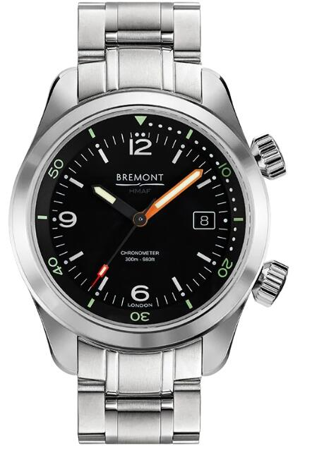 Luxury Bremont ARGONAUT BRACELET Replica Watch
