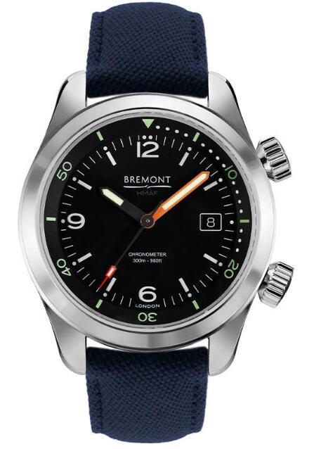 Luxury Bremont ARGONAUT Replica Watch