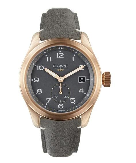 Best Bremont BROADSWORD BRONZE SLATE Replica Watch
