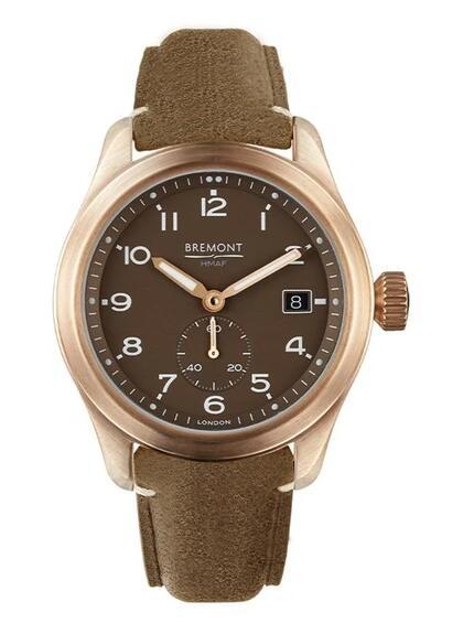 Best Bremont BROADSWORD BRONZE TOBACCO Replica Watch