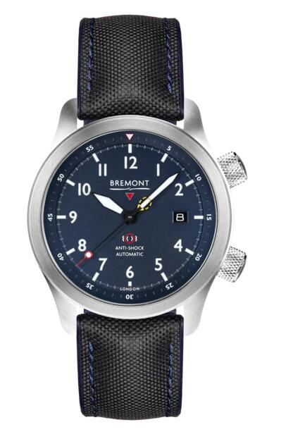 Bremont MBII-BL/BLUE Replica Watch