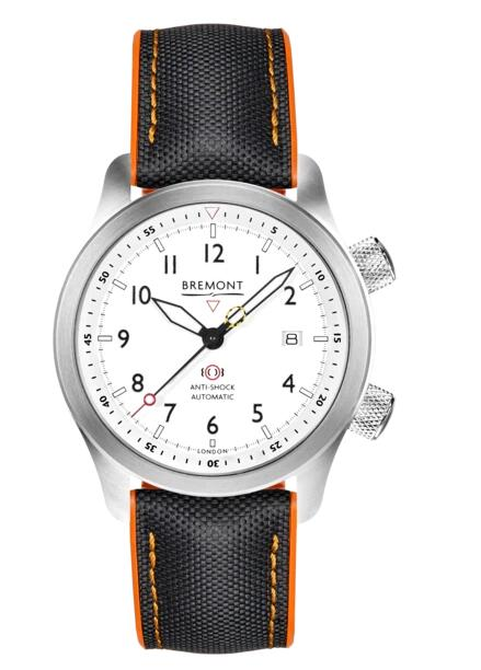 Bremont MBII-WH/ORANGE Replica Watch