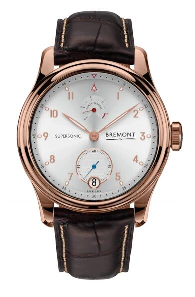 Best Bremont SUPERSONIC ROSE GOLD Replica Watch