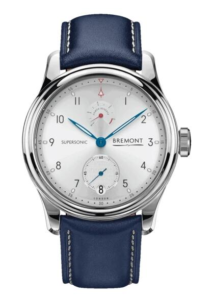 Best Bremont SUPERSONIC STAINLESS STEEL Replica Watch