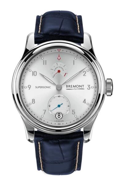 Best Bremont SUPERSONIC WHITE GOLD Replica Watch