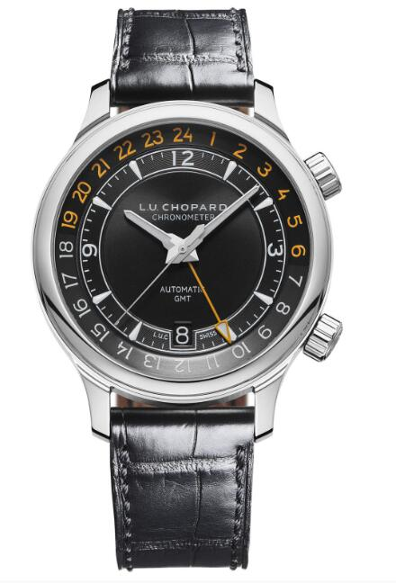 Chopard L.U.C GMT One 168579-3001 Replica Watch
