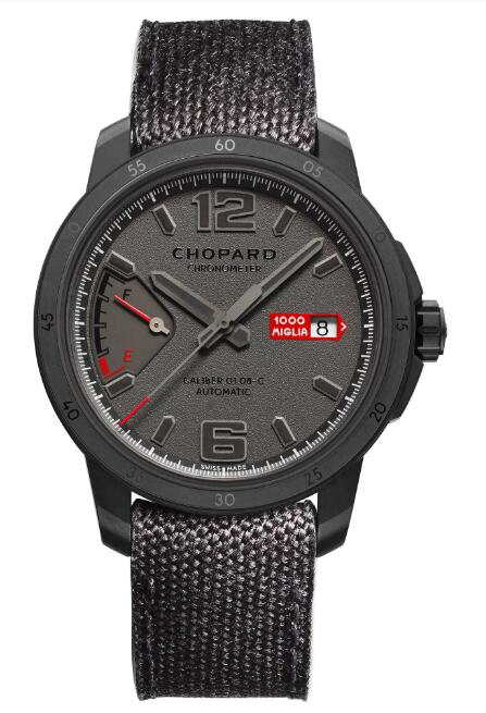 Best Chopard Mille Miglia GTS Power Control Grigio Speciale 168566-3007 Replica Watch