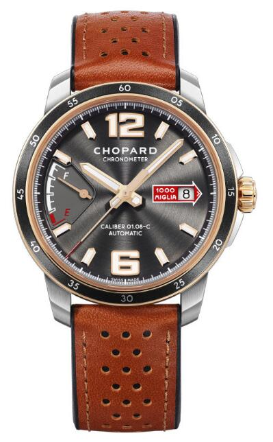 Chopard Mille Miglia GTS Power Control Limited Edition 168566-6001 Replica Watch