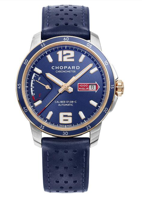 Chopard Mille Miglia GTS Azzurro Power Control 168566-6002 Replica Watch