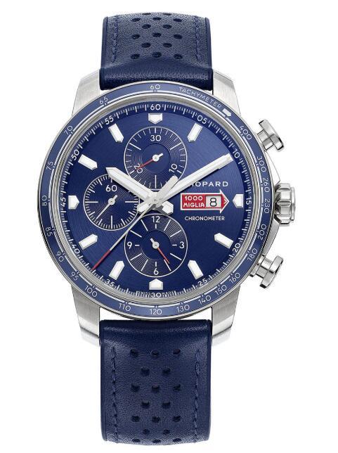 Chopard Mille Miglia GTS Azzurro Chrono 168571-3007 Replica Watch