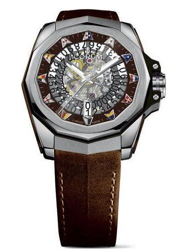 Corum Admiral AC One Skeleton Replica watch A082/03211