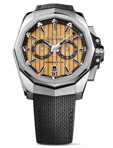 Corum Admirals Cup AC-One 45 Chronograph Replica watch A116/02599