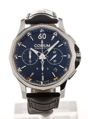 Corum Admiral Legend 42 Chronograph Replica watch 984.101.20/0F61 AB20