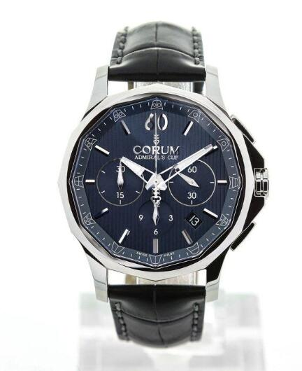 Corum Admiral Legend 42 Chronograph Replica watch 984.101.20/OF01.AB10