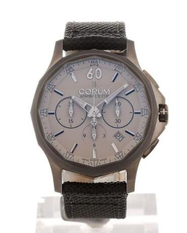 Corum Admiral Legend 42 Chronograph Replica watch 984.102.98/0603 AC13