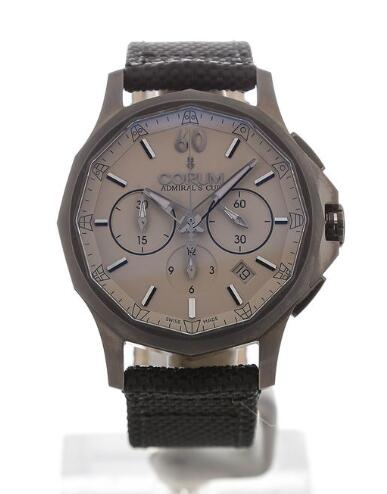 Corum Admiral Legend 42 Chronograph Replica watch A984/02634