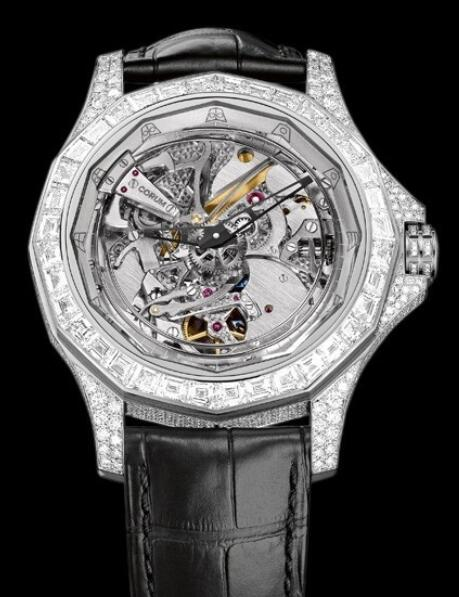 Corum Admirals Cup Legend 46 Minute Repeater Acoustica Replica watch 102.109.69/0001 AK12