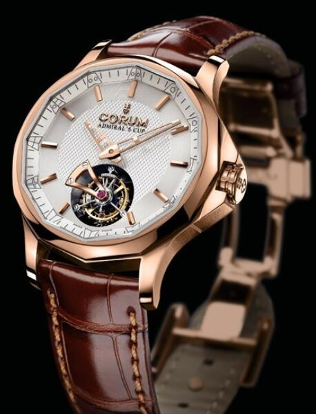 Corum Admirals Cup Legend 42 Tourbillon Micro-Rotor Replica watch 029.101.55/0002 FH12