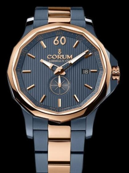 Corum Admirals Cup Legend 42 Replica watch 395.101.34/V705 AB11