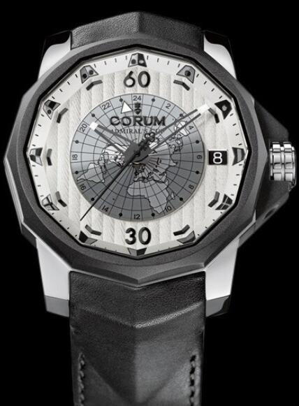 Corum Admirals Cup Challenger 48 Day & Night Replica watch 171.951.95/0061 AK12